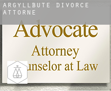 Argyll and Bute  divorce attorney