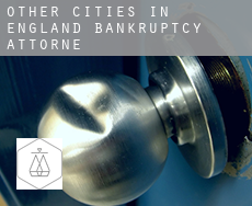 Other cities in England  bankruptcy attorney