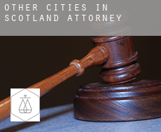 Other cities in Scotland  attorneys