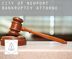 City of Newport  bankruptcy attorney