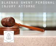 Blaenau Gwent (Borough)  personal injury attorney