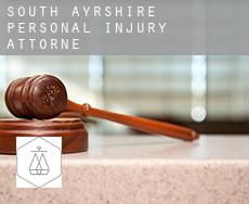 South Ayrshire  personal injury attorney
