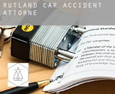 Rutland  car accident attorney