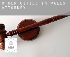 Other cities in Wales  attorneys