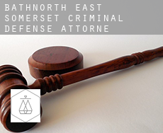 Bath and North East Somerset  criminal defense attorney