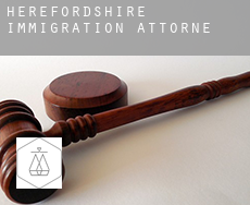 Herefordshire  immigration attorney