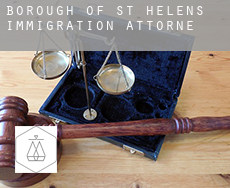 St. Helens (Borough)  immigration attorney