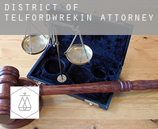 District of Telford and Wrekin  attorneys