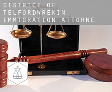 District of Telford and Wrekin  immigration attorney