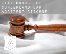 Sunderland (City and Borough)  car accident attorney