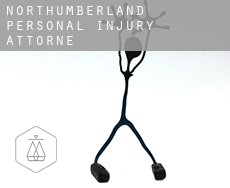 Northumberland  personal injury attorney