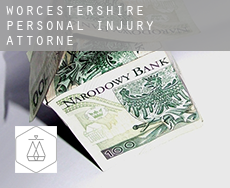 Worcestershire  personal injury attorney