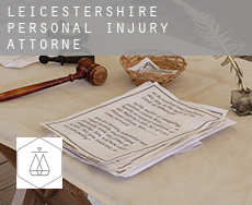 Leicestershire  personal injury attorney