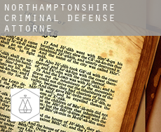 Northamptonshire  criminal defense attorney