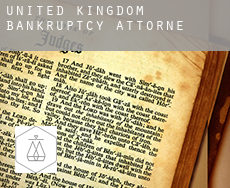 United Kingdom  bankruptcy attorney