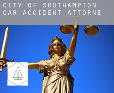 City of Southampton  car accident attorney