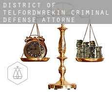 District of Telford and Wrekin  criminal defense attorney