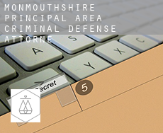 Monmouthshire principal area  criminal defense attorney