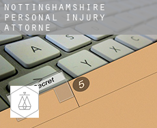 Nottinghamshire  personal injury attorney