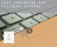 West Yorkshire  car accident attorney