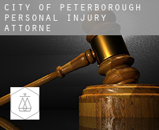 City of Peterborough  personal injury attorney