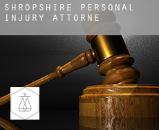 Shropshire  personal injury attorney