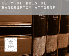 City of Bristol  bankruptcy attorney
