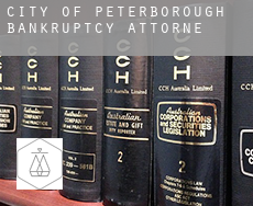 City of Peterborough  bankruptcy attorney