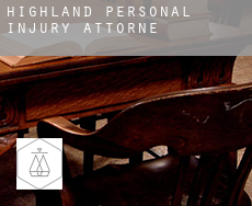 Highland  personal injury attorney