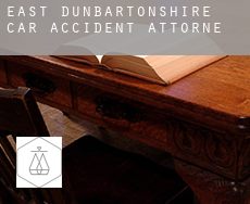 East Dunbartonshire  car accident attorney