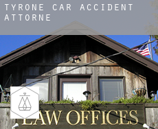 Tyrone  car accident attorney