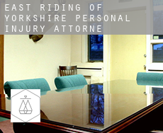 East Riding of Yorkshire  personal injury attorney