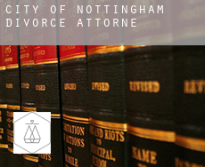 City of Nottingham  divorce attorney
