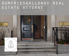 Dumfries and Galloway  real estate attorney
