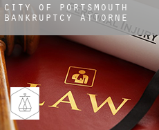 City of Portsmouth  bankruptcy attorney