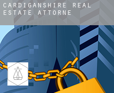 Cardiganshire County  real estate attorney