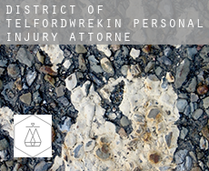 District of Telford and Wrekin  personal injury attorney