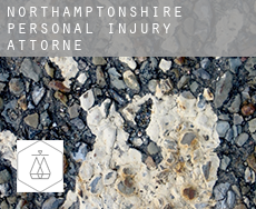 Northamptonshire  personal injury attorney