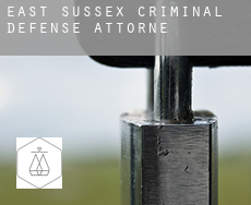 East Sussex  criminal defense attorney