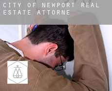 City of Newport  real estate attorney