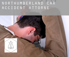 Northumberland  car accident attorney