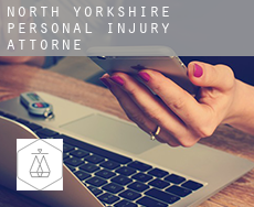 North Yorkshire  personal injury attorney