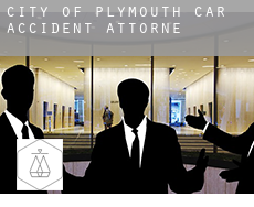 City of Plymouth  car accident attorney