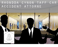 Rhondda Cynon Taff (Borough)  car accident attorney