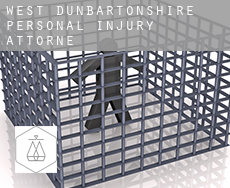 West Dunbartonshire  personal injury attorney