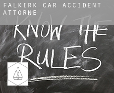 Falkirk  car accident attorney