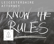 Leicestershire  attorneys