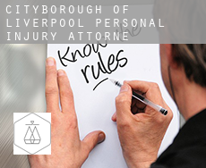 Liverpool (City and Borough)  personal injury attorney