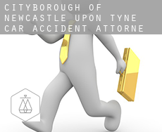Newcastle upon Tyne (City and Borough)  car accident attorney