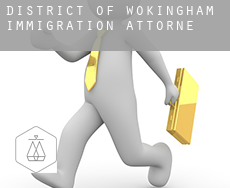 District of Wokingham  immigration attorney